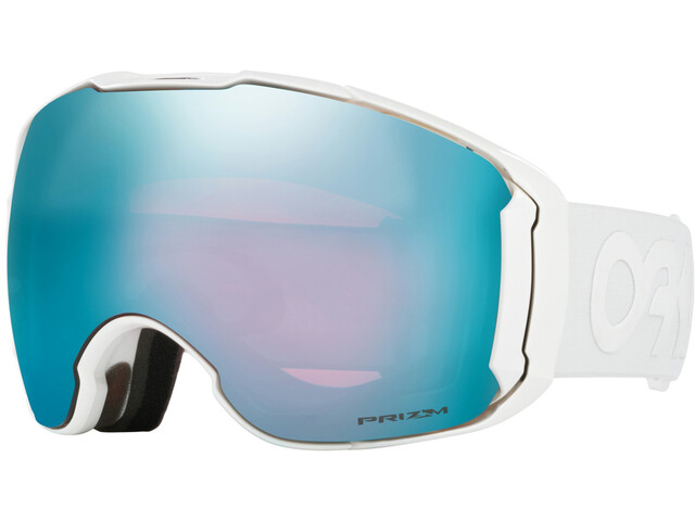 Oakley Airbrake XL - Gafas de esquí - azul/blanco